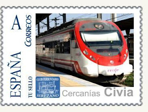 CERCANIAS (CIVIA) SELLO EN JEREZ