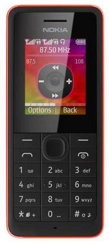 Gambar Nokia 107Dual