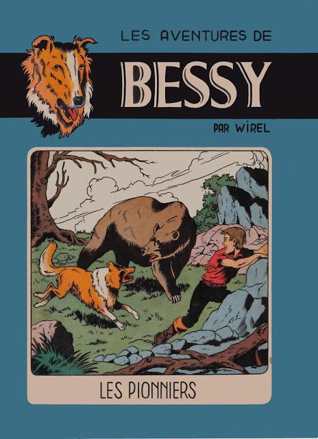 Nouveaux liens: Les aventures de Bessy par WIRE