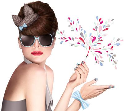 Esmaltes de uñas Bourjois So Laque Glossy nuevos colores para primavera verano