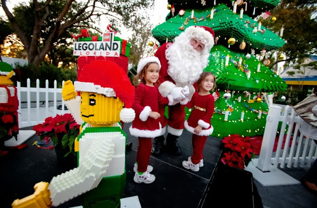 Natal Orlando Legoland