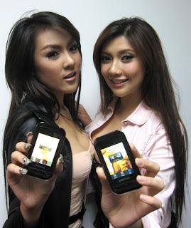 Cara Jadikan Samsung Champ Modem Via bluetooth