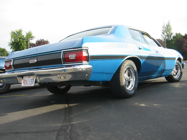 1974 Ford Torino 351 Cleveland 2V Medium Block V8