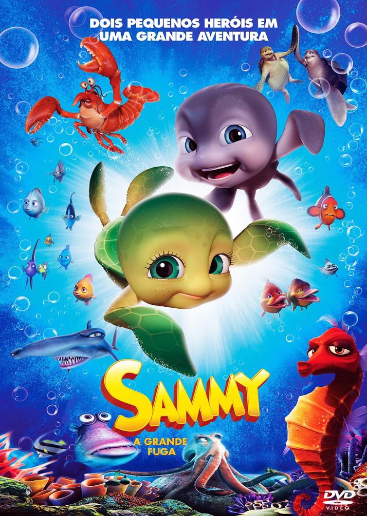 Baixe imagem de Sammy 2: A Grande Fuga (Dual Audio) sem Torrent
