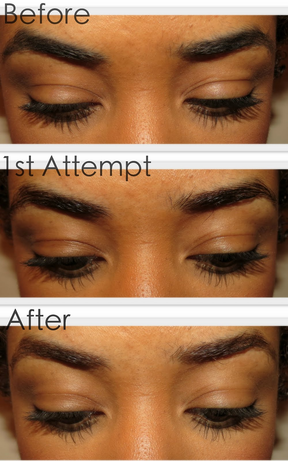 Eyebrows To Match Your Hair Curlynikki Natural Hair Care