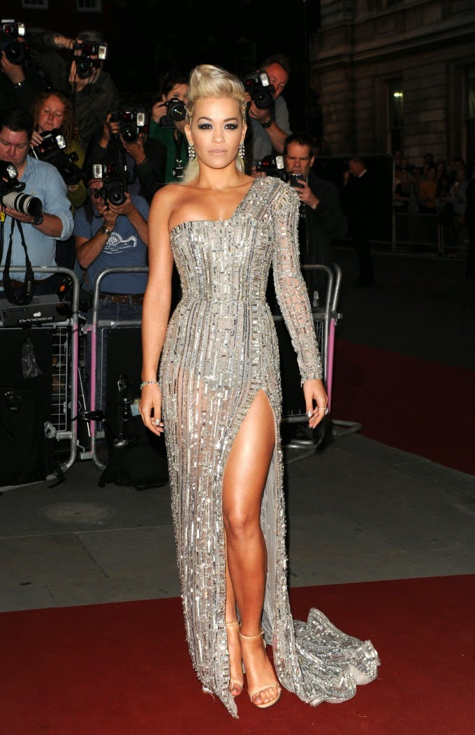 Photo Galleries Rita Ora events  GQ Men of the Year Awards