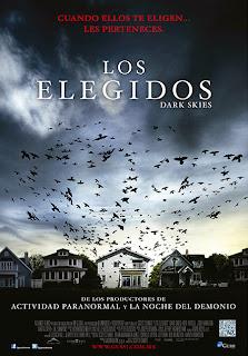 Los Elegidos [2013] [BrRip-Avi] [Latino] [PL-SSH]