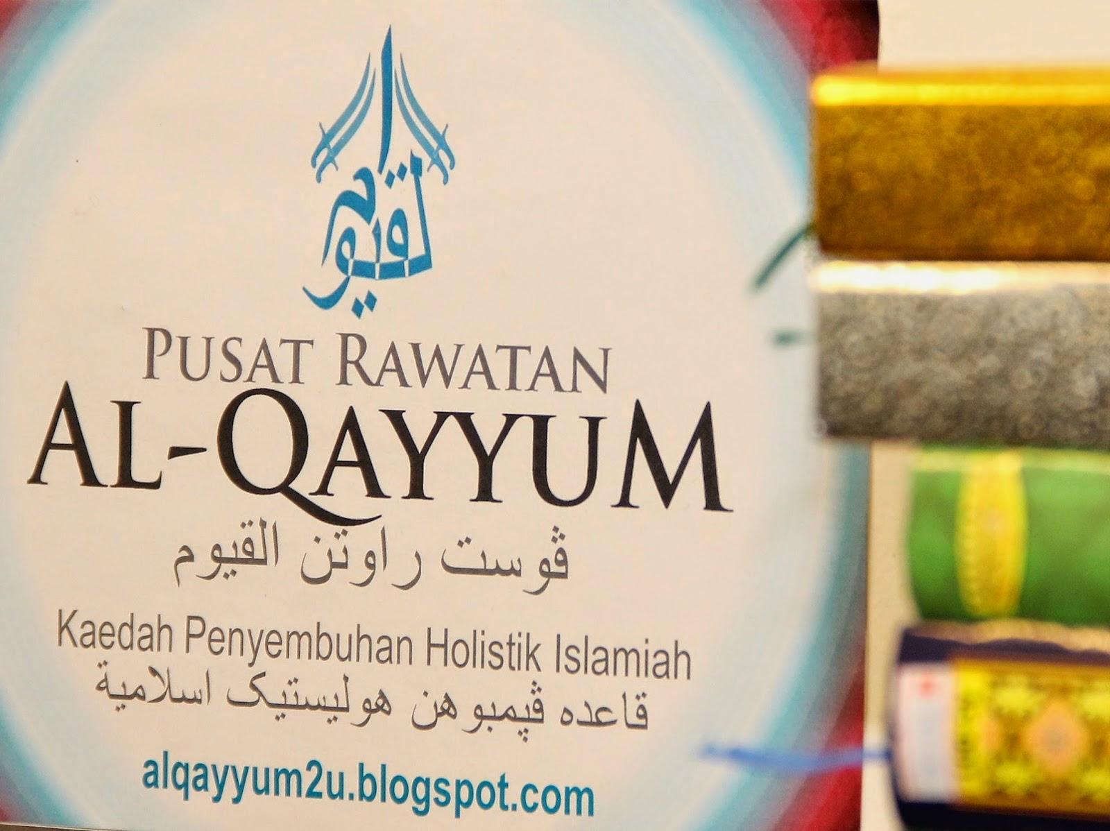 Mencari Rawatan Alternatif Untuk Mengubati Penyakit Misteri Pusat Rawatan Al Qayyum Sedia Membantu
