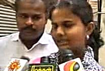 Director Cheran's Daughter Press Meet