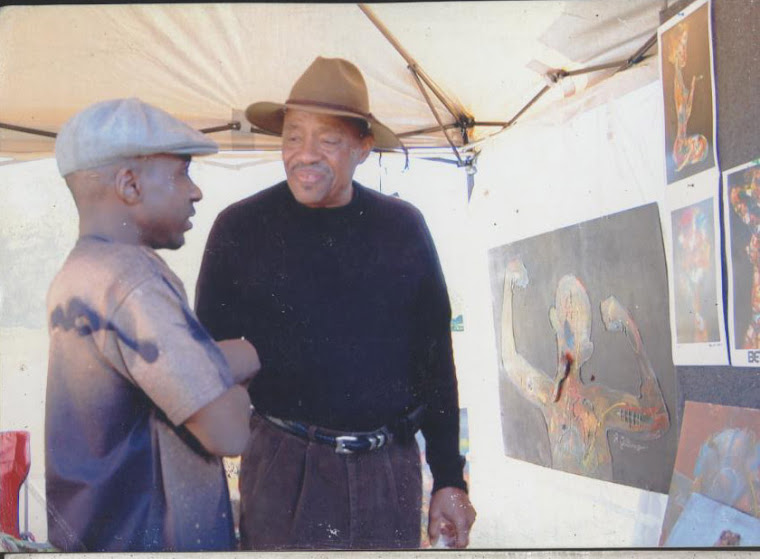 Me and Gilbert Young