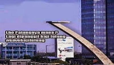 Gambar Save haji lulung