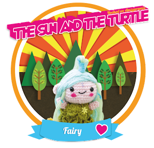 Amigurumi Fairy pattern by the Sun and the Turtle