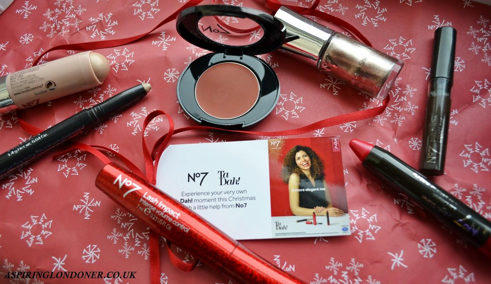 No7 Makeup Inspirations Get The Look Day-to-Night Chic #TaDah - Aspiring Londoner