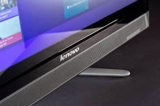 расположение динамиков Lenovo IdeaCentre C560