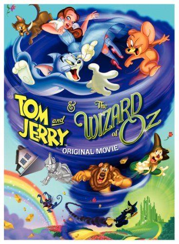 tom and jerry meet the wizard of oz