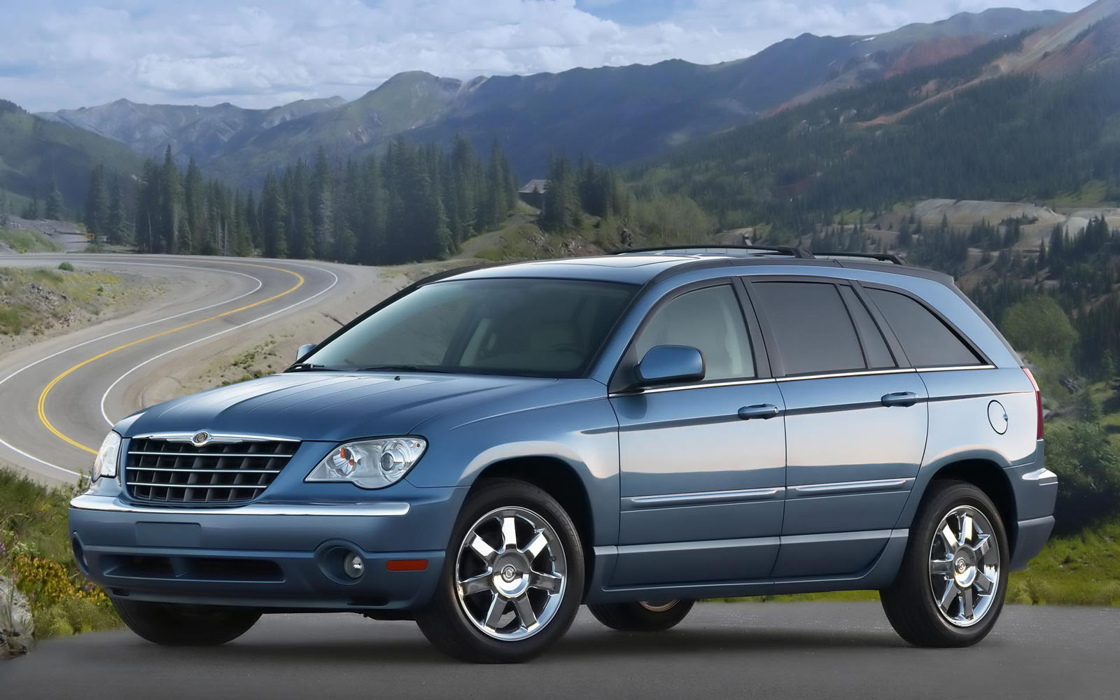 chrysler pacifica cars wallpapers. Cars Review. Best American Auto & Cars Review