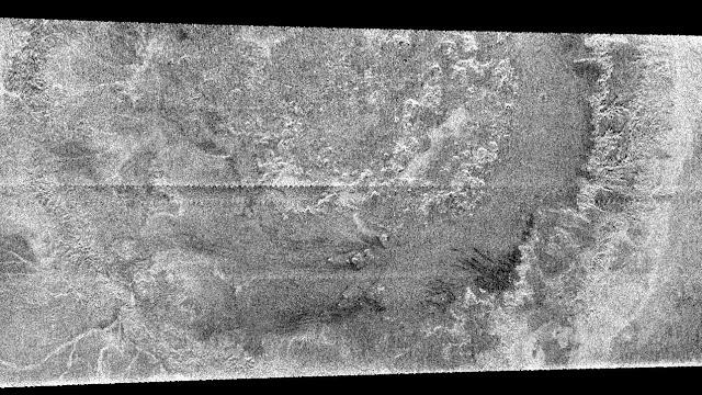 Superficie de Titán