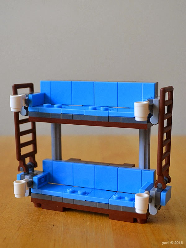 lego: double decker couch - the couch