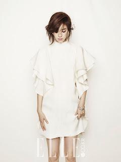 Han Hyo Joo 한효주 Elle Korea Pictures 5