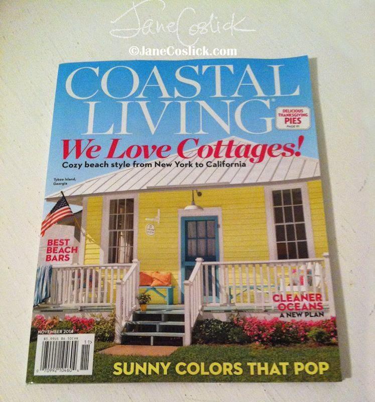 Living Style Magazine coslick cottages coastal living cottage style magazine