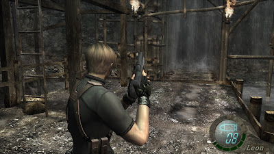 Game play RE4