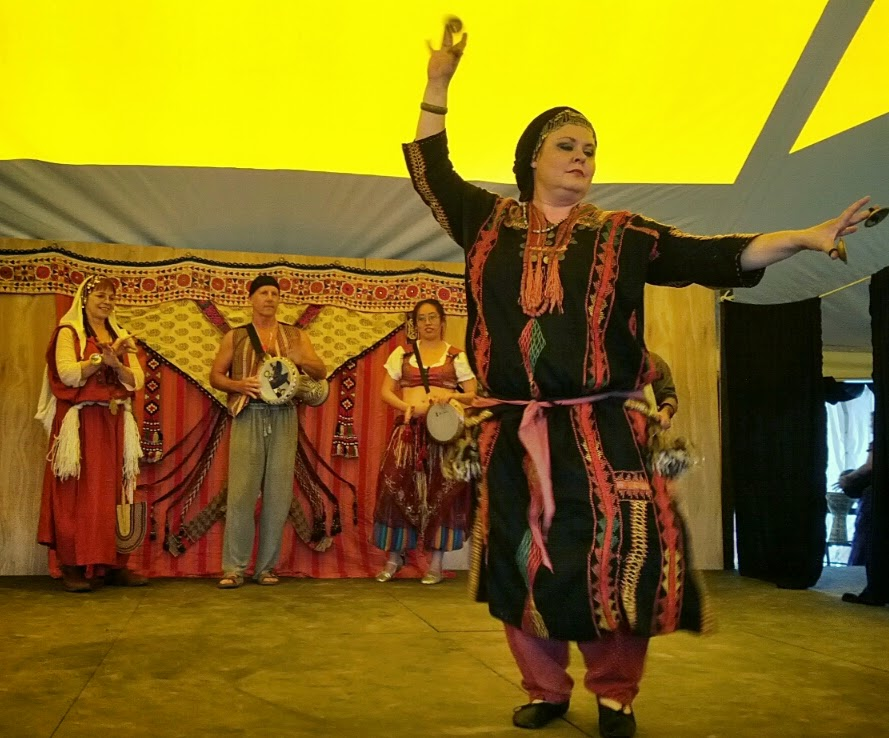 middle eastern dance expo at pennsic