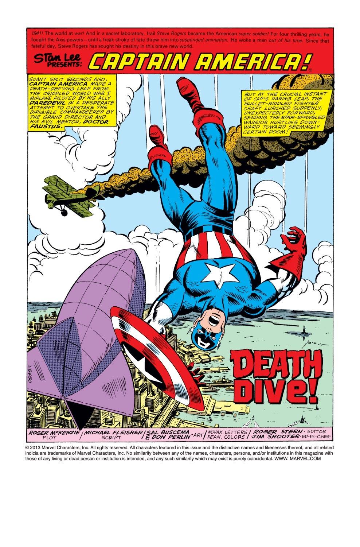 Captain America (1968) Issue #236 #151 - English 2