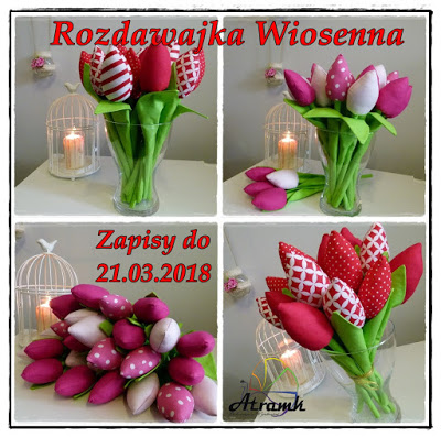 Candy tulipanowe
