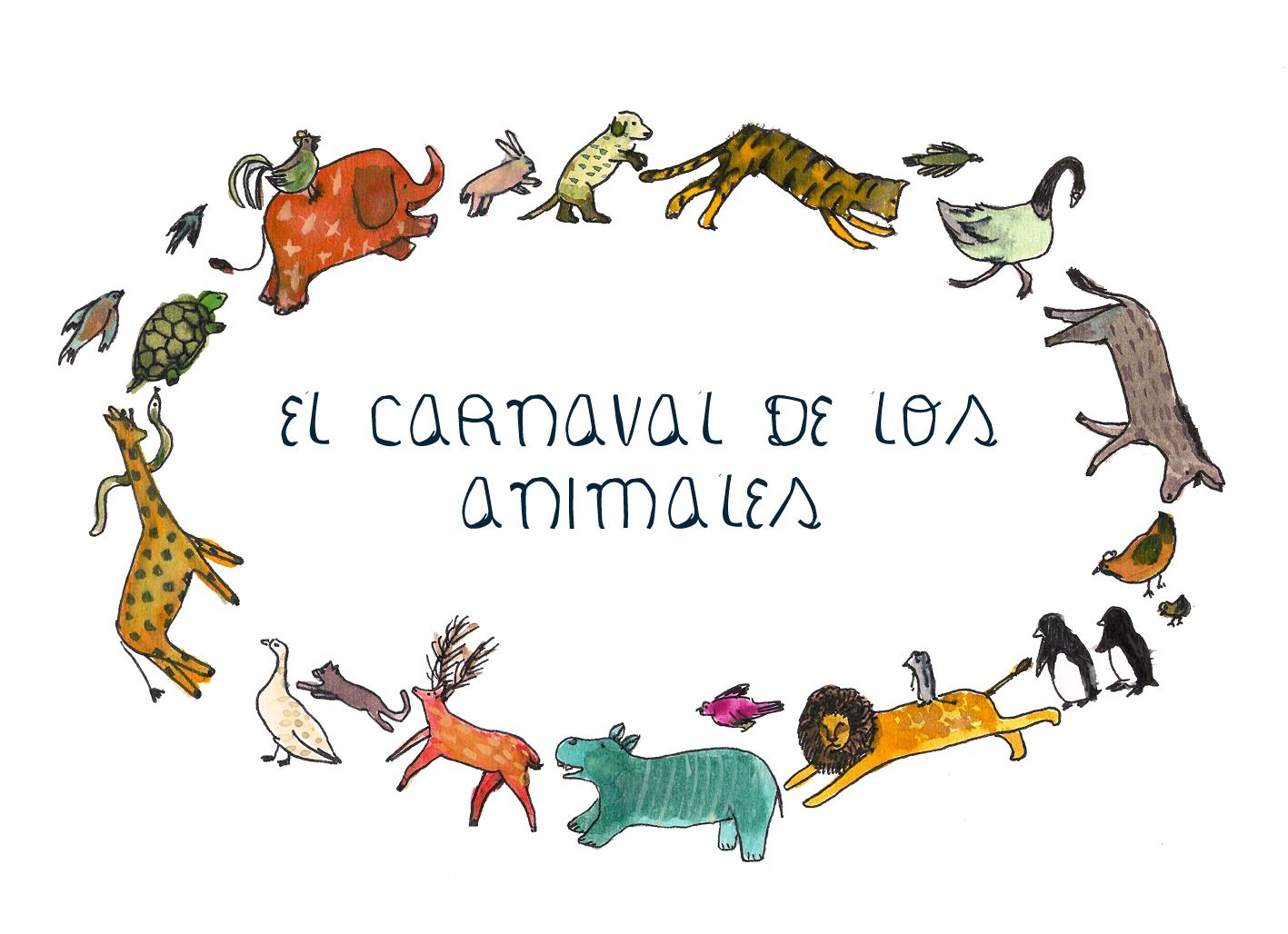 teatro el carnaval de los animales:
