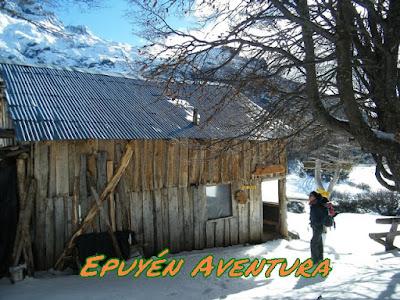 Refugio Laguna Natación - El Bolsón - Patagonia Andina - Epuyén Aventura Guías