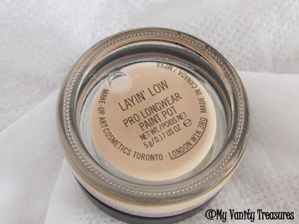MAC Layin Low Paint Pot
