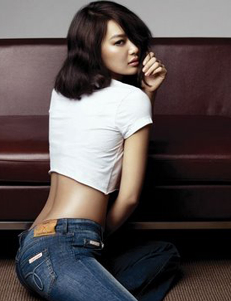 SHIN MINA - KOREAN TOP MODEL