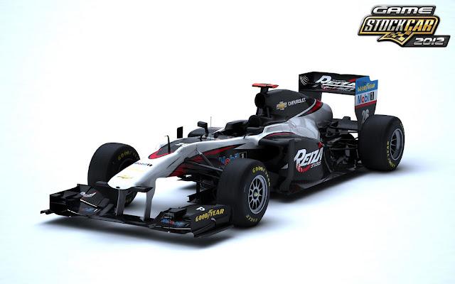 Liberado el nuevo game stock car 2012