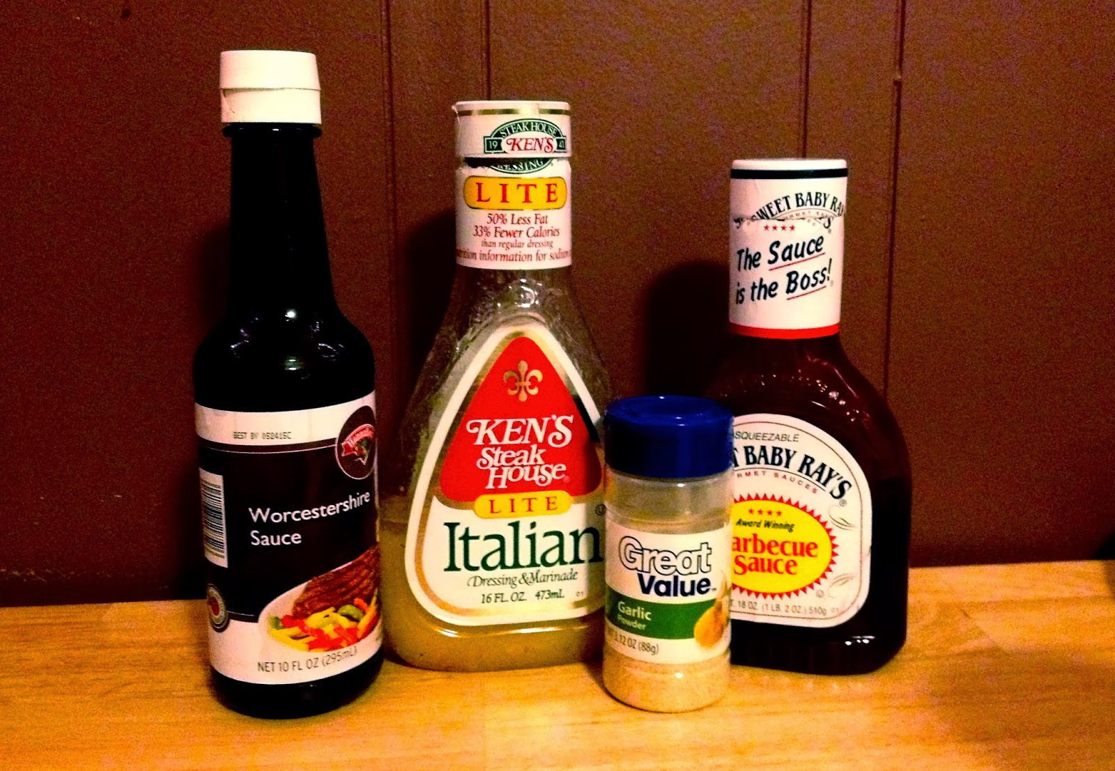 Easy steak marinade recipe italian dressing