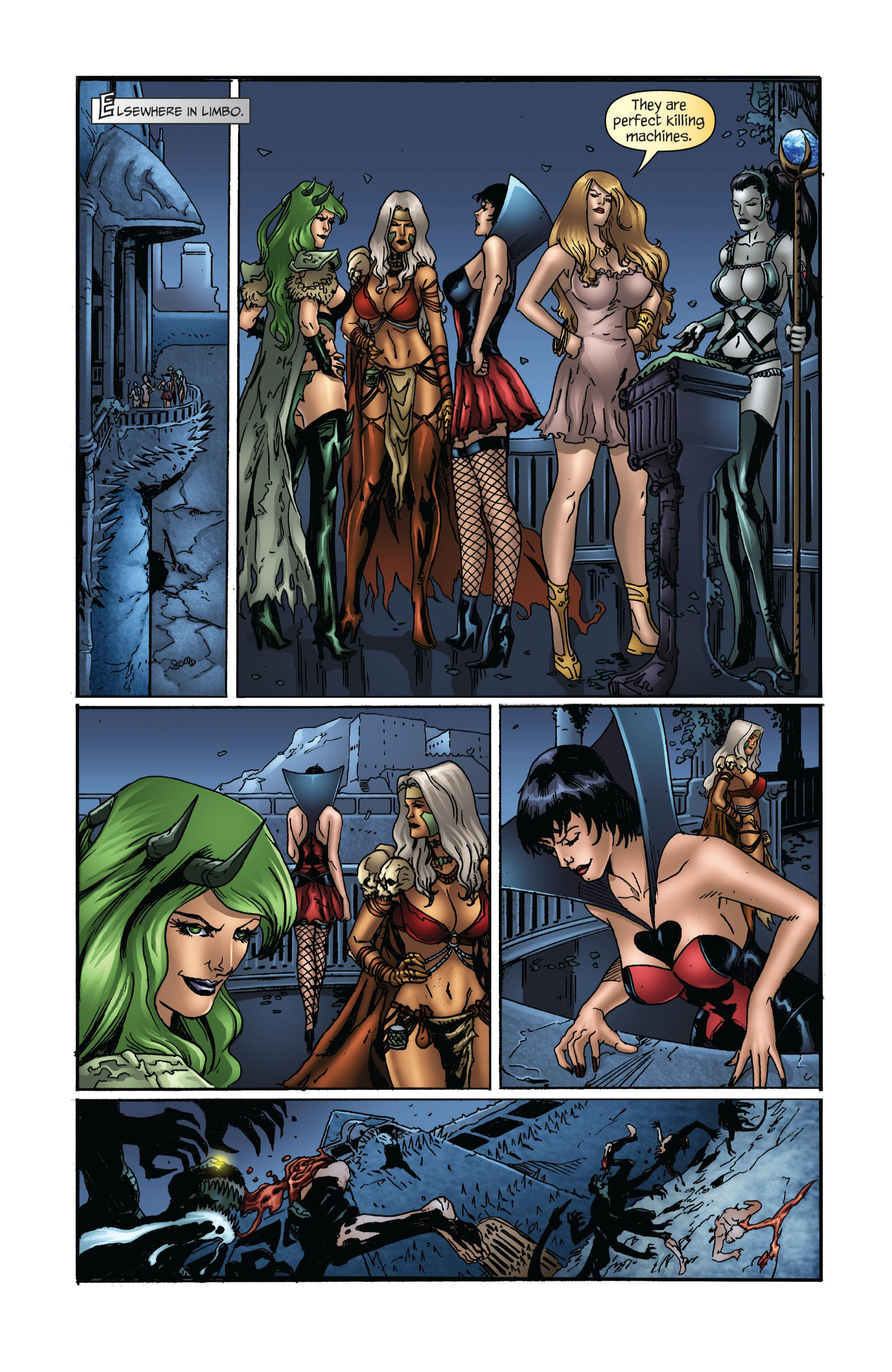 Grimm Fairy Tales (2005) Issue #72 #75 - English 7