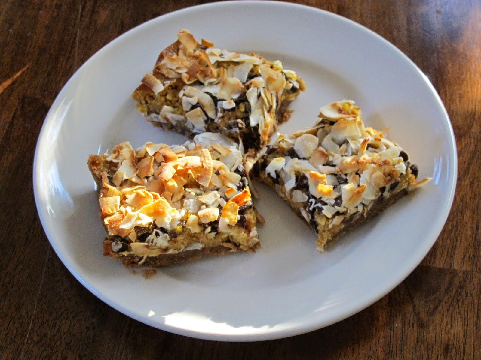 Williams Sonoma Gooey Pumpkin Bars