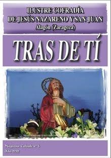 "REVISTA ""TRAS DE TI"""