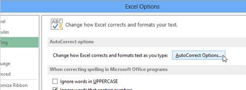 Gán shortcut cho biểu tượng trong Excel 2013 9