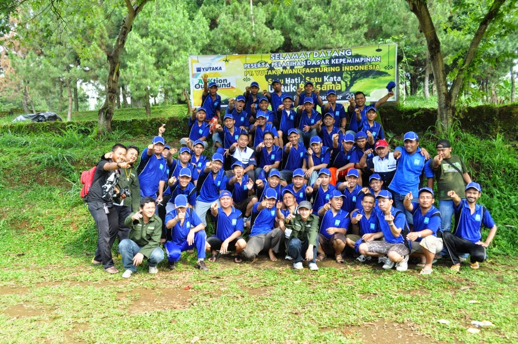 Corporate Gathering Outbound Bogor
