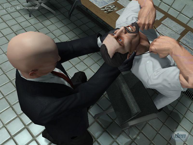 Hitman 4 Blood Money PC Game Screen Shot
