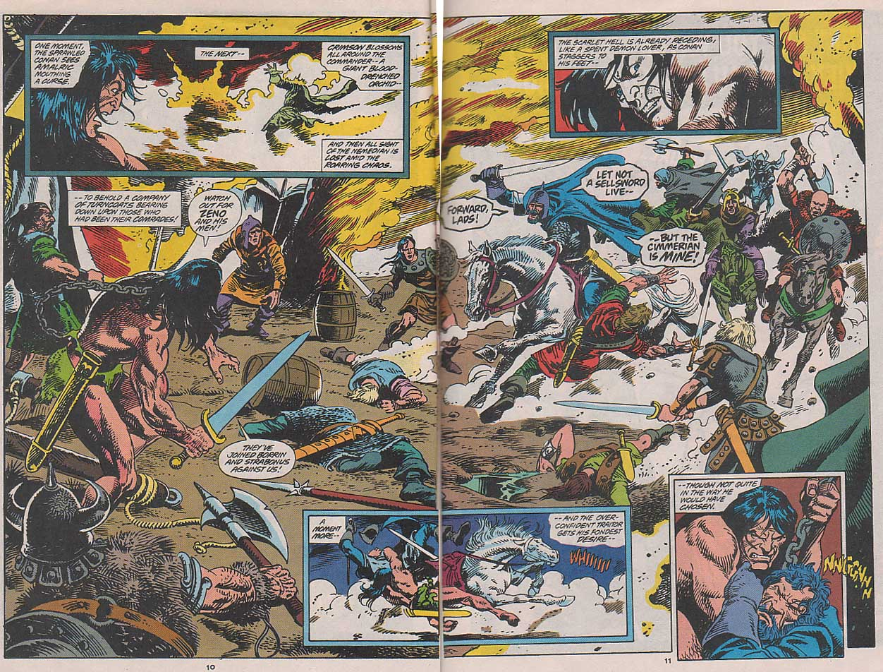 Conan the Barbarian (1970) Issue #268 #280 - English 9