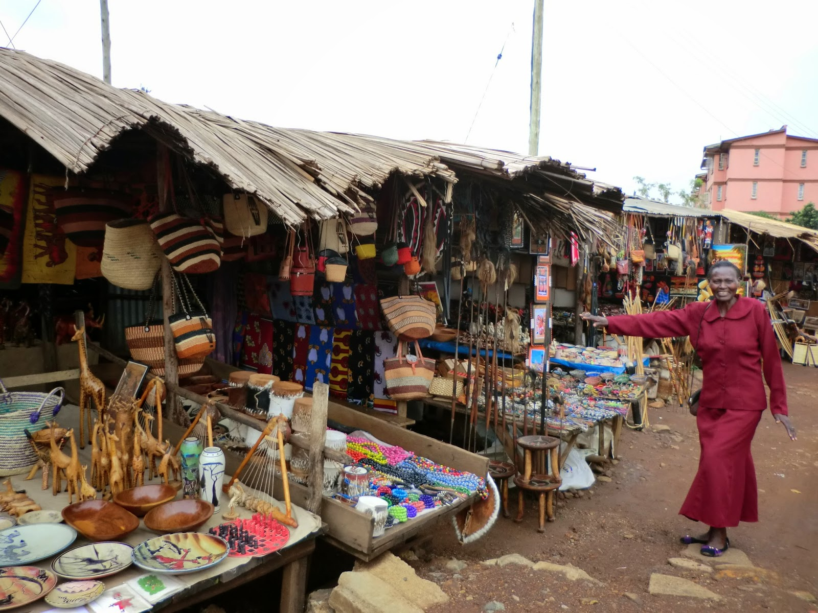 Image result for flea market kisumu