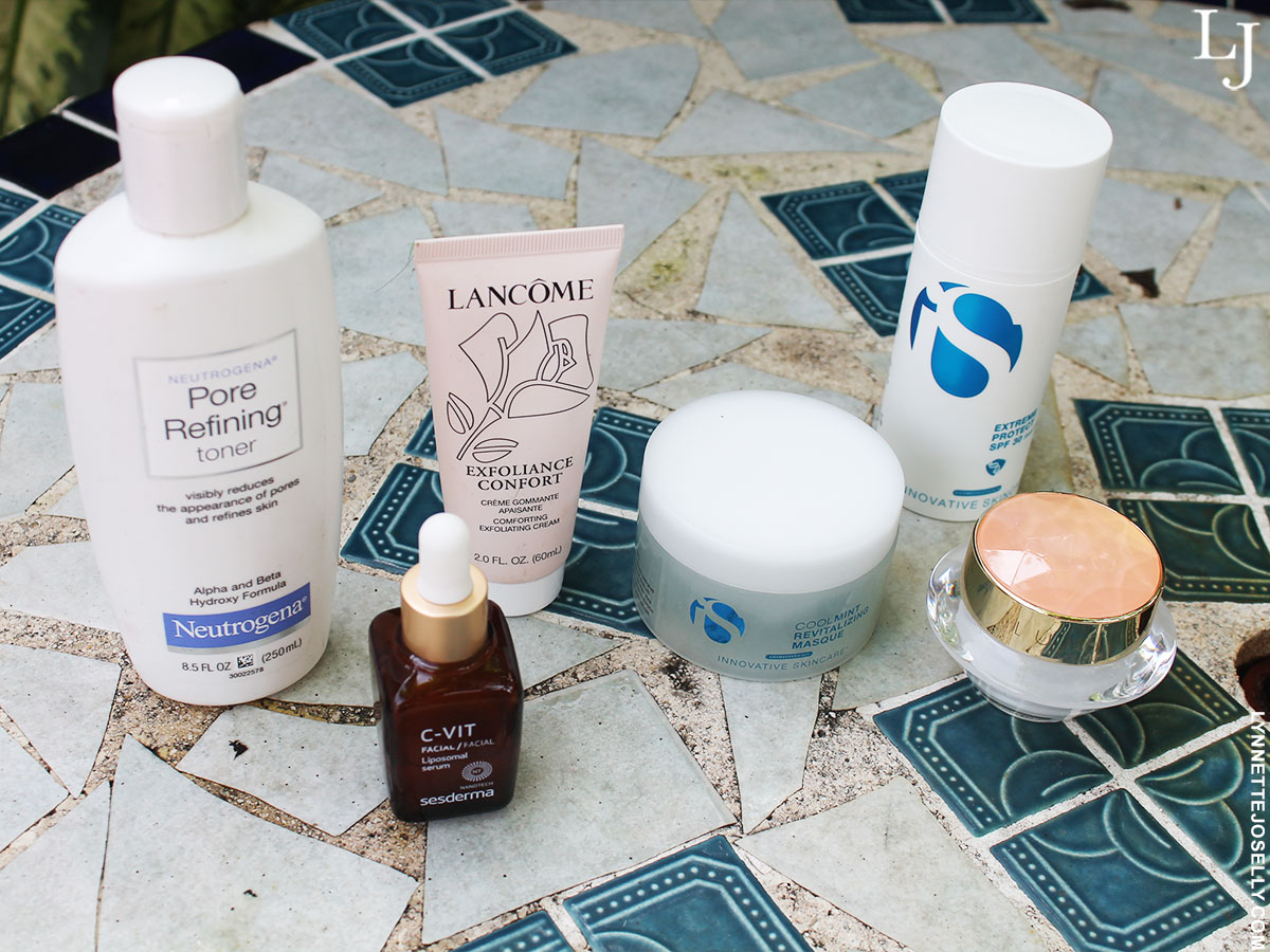 antiage-skincare-routine