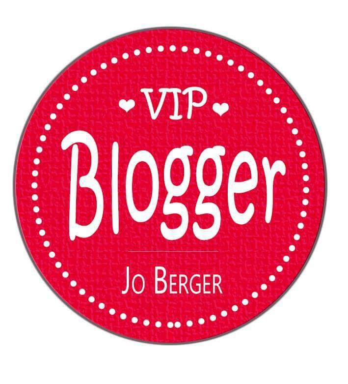 VIP Blogger von Jo Berger