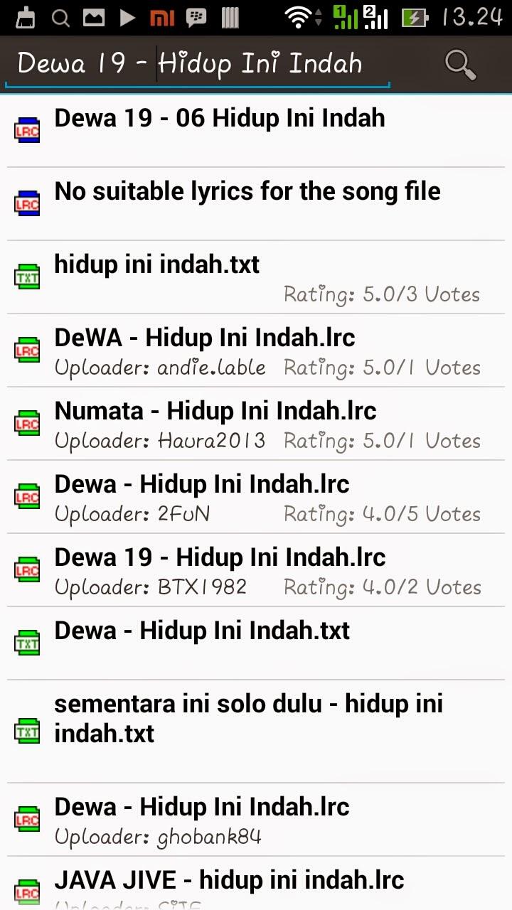 Download MiniLyrics Terbaru