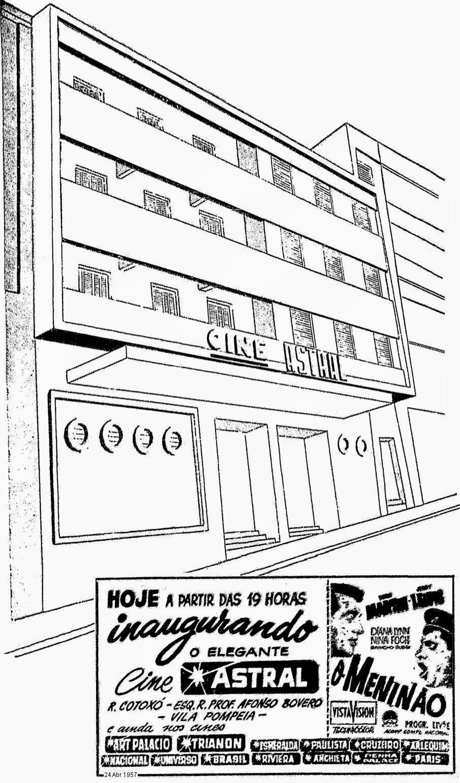 Circuito Cinema Sp : Salas de cinema de sÃo paulo astral são paulo sp