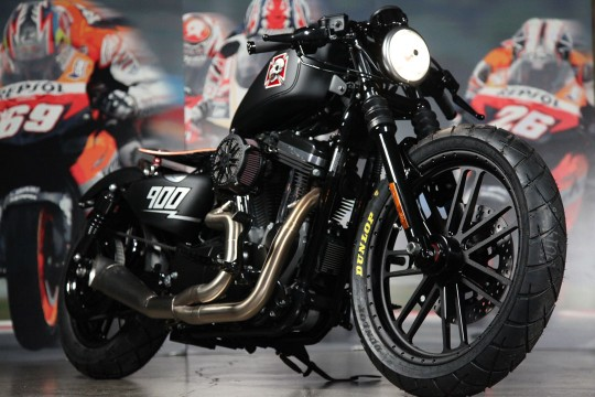 Harley Davidson Latest Nightster Bike_2012_MyClipta