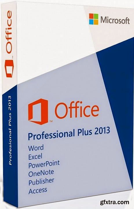 Free Download Microsoft Office ProPlus 2013 SP1 VL x86 x64