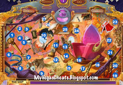 Myvegas slots bonus levels