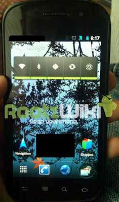 Bocoran Android Ice Cream Sandwich di Smartphone